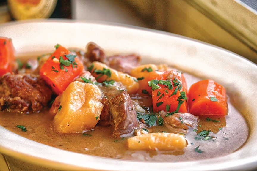 Guinness Stout Lamb Stew