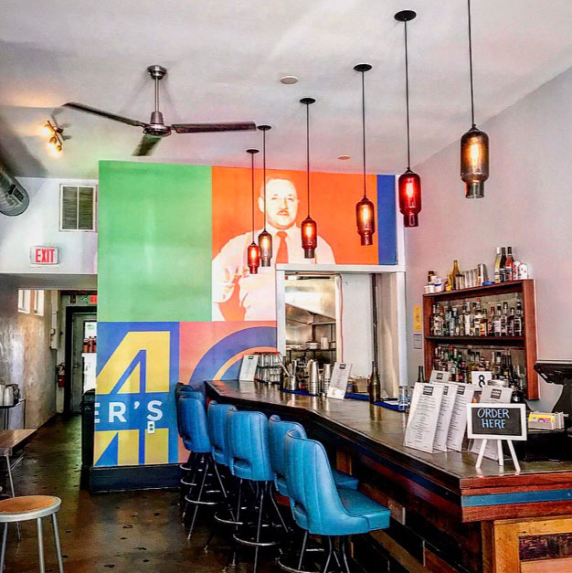 Piled-High Burgers, Local Cocktails at New Meyers Olde Dutch